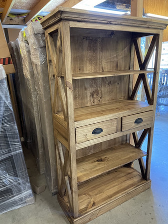 Red River Honey Bookcase $399.00
