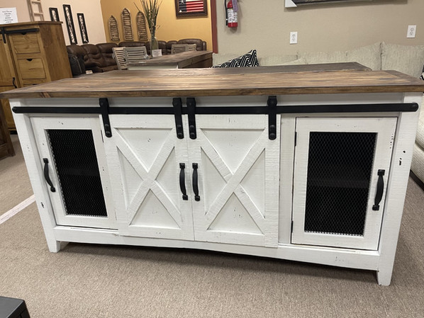 Red River 6ft with X doors $699.00