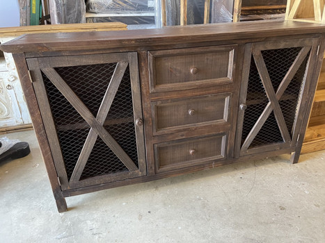 Red River Console $599.00