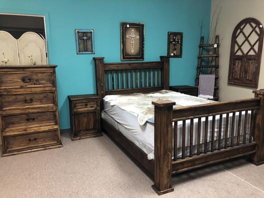 Queen Promo Bed Set LMT $1099.00