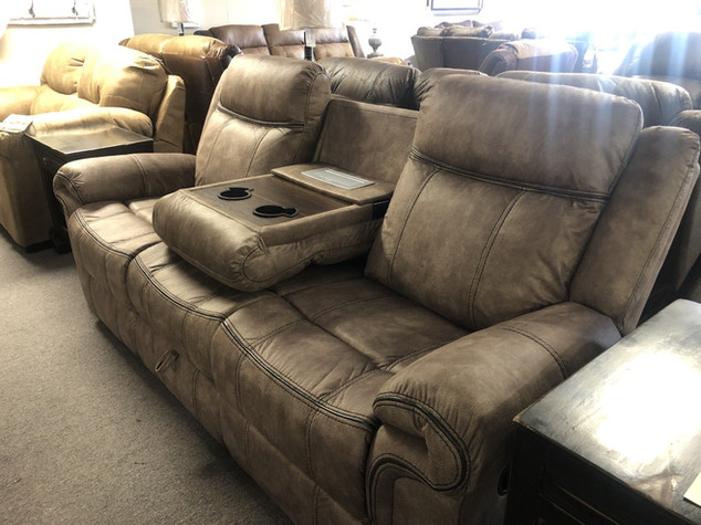Zubaida Sofa +Glider Love seat 2200.00