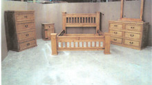Rustic Bed Sets Starting at $799.00