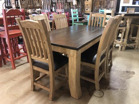 Custom Table set $2499