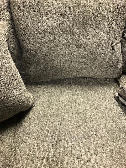 grey Camero Collection chenille fab