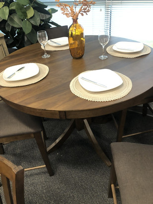 Round Counter Ht. Table set $1199