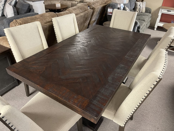 Red River Sanora Table top +6 Chairs $2299.00