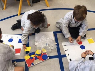 Proyecto de Lógica Matemática de Educación Infantil
