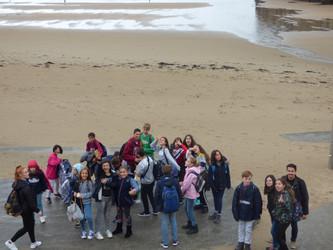 Five Weeks in Ireland: Primeras semanas de nuestros alumnos en el programa