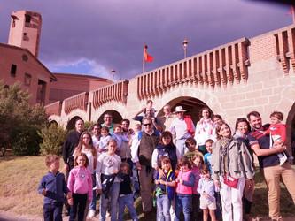 Visita al Santuario de la Virgen de Torreciudad