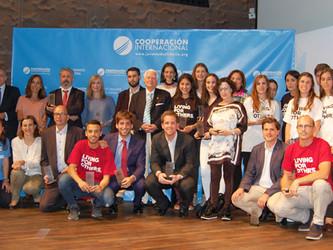 Colegio María Teresa: Institución Educativa Solidaria del Año