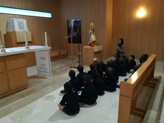 Fiesta de la Virgen de la Paz