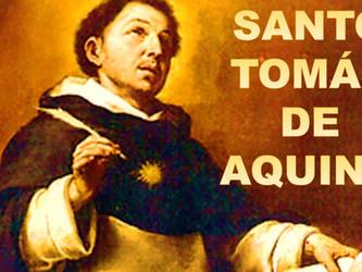 Santo Tomás de Aquino y el Estudio