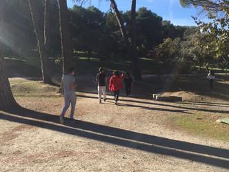 Visita de ESO a Alcalá de Henares. Bachillerato realiza una Actividad de Orientación