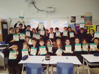 El bilingüismo en el Colegio María Teresa