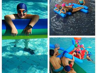 Visita a las piscinas de Valdelasfuentes
