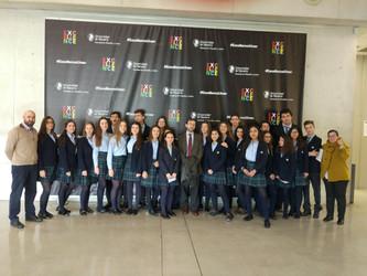 Bachillerato Excellence: Presentación de proyectos en Navarra