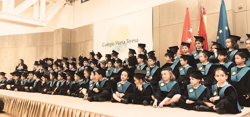 Graduación Infantil Curos