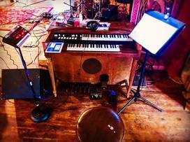 Hammond M3 Organ
