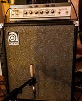 Vintage Ampeg B15N