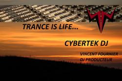 Carte Cybertek DJ