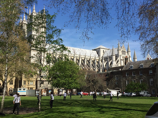 Westminster Abbey, Parliament Square