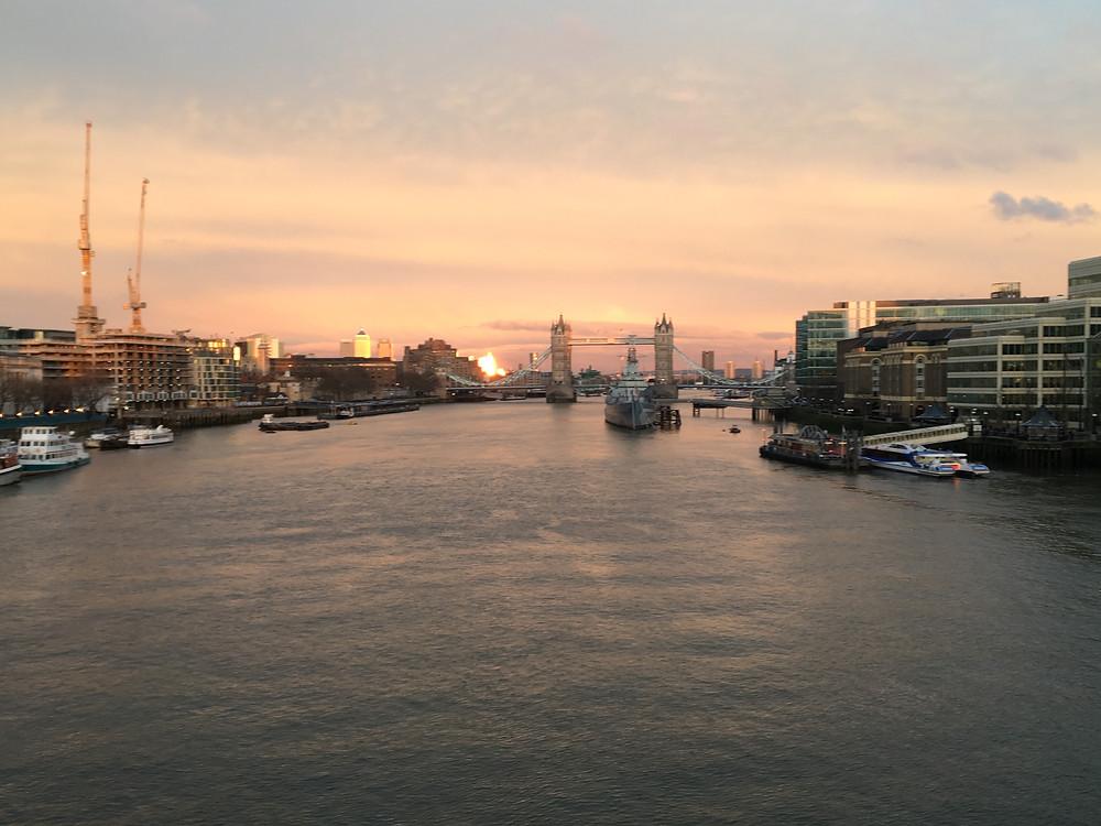 Tower Bridge London tours Richard Ing - blue badge guide