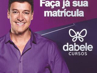 Rodrigo Faro é a nova cara da Dabele Cursos