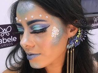 Make Sereia é tendência para Carnaval 2020!