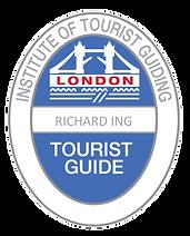 Richard Ing London Tourist Guide