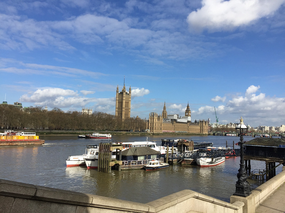 Houses of Parliament, Palace of Westminster-London river tours Richard Ing - blue badge guide