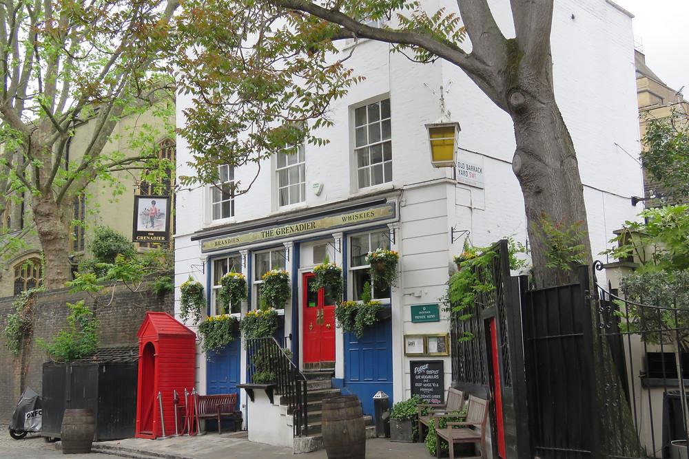 The Grenadier, Wilton Row