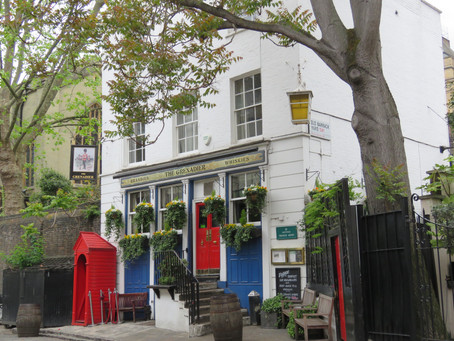 Quirky London Pubs