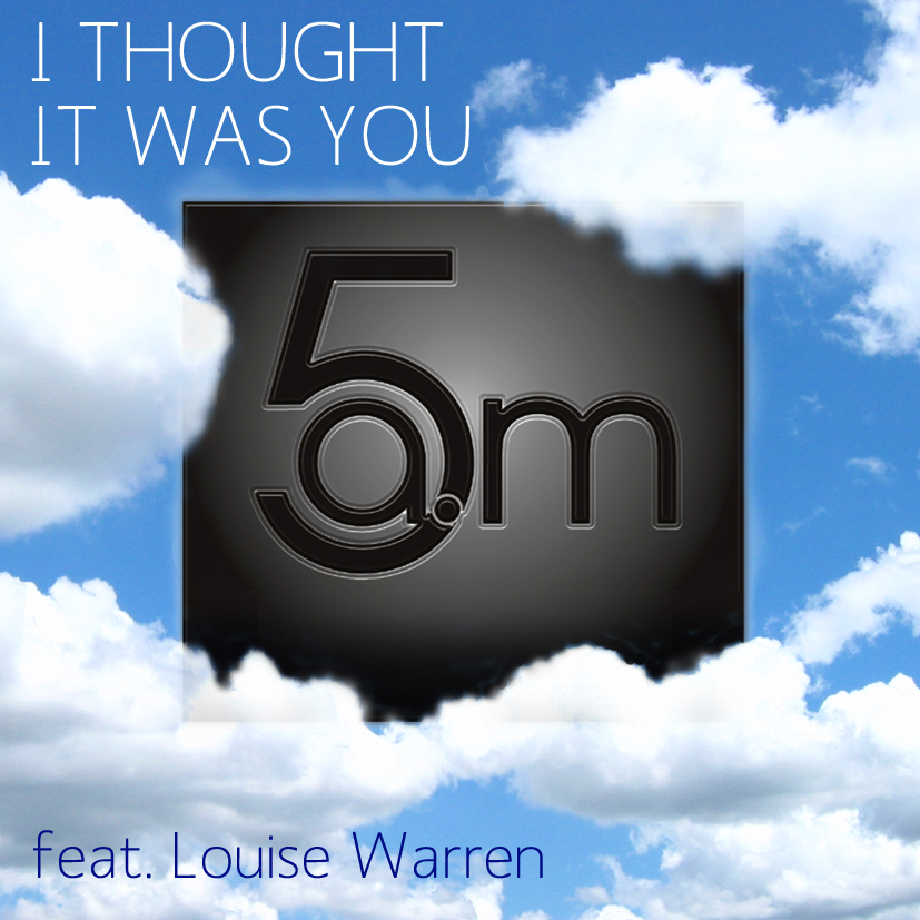 i thought it was you - front cover