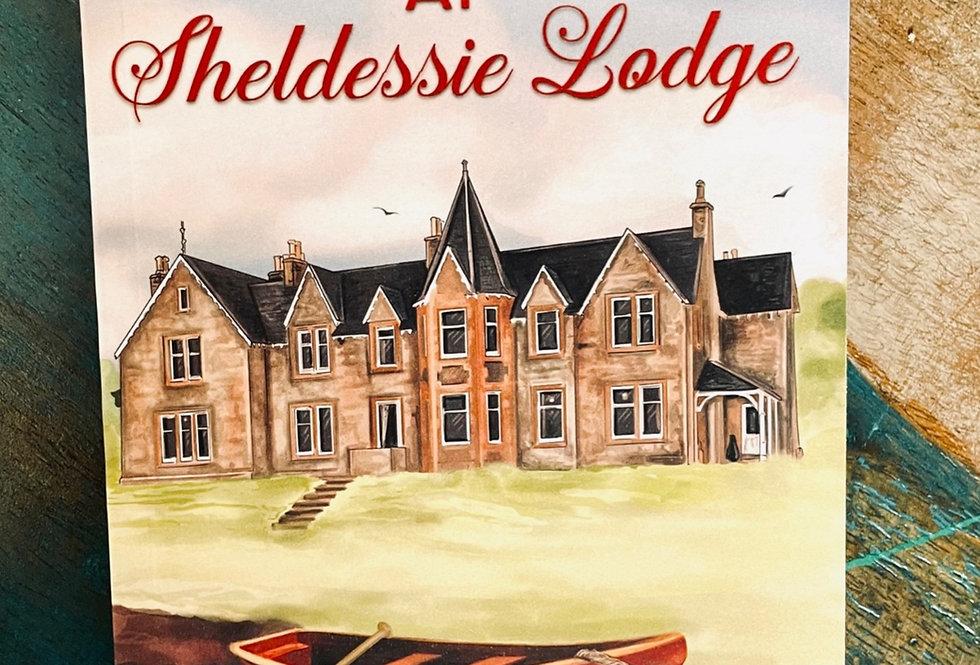 Murder at Sheldessie Lodge