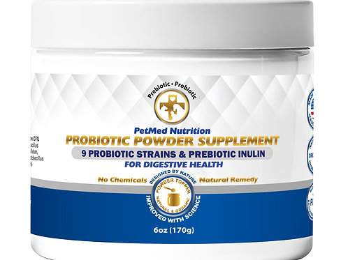 Probiotic Powder Supplement