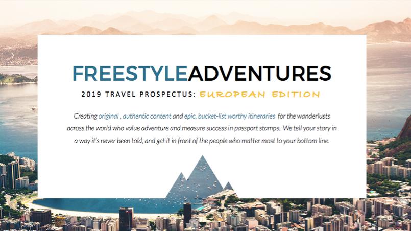 Freestyle Adventures