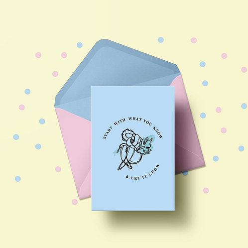 Inspirational Quote Notecard Set