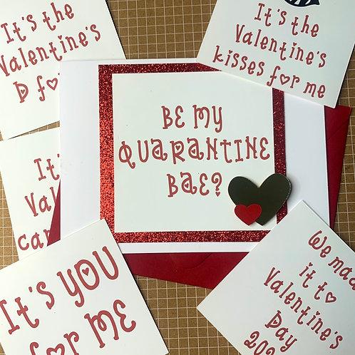Conversation Valentine's Day Card