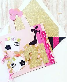 Custom Greeting Card, 21st Birthday, Greeting Cards