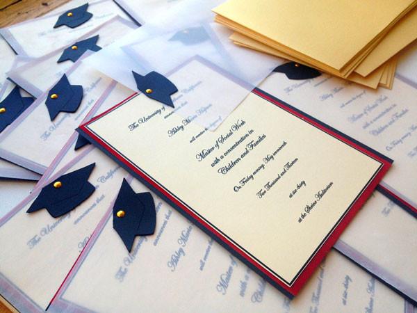Graduation Annocements