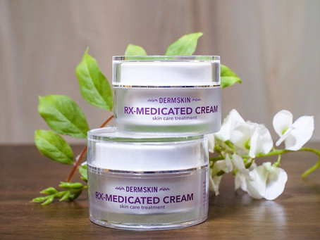 Dermskin's *Highlight* Of The Week: RX-Medicated Treatment Products