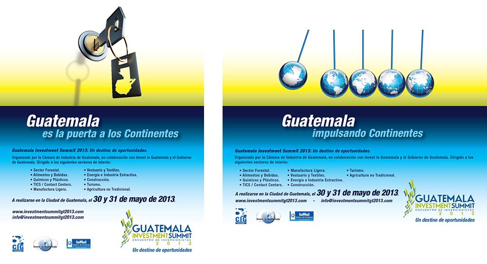 INVERSIÓN EN GUATEMALA