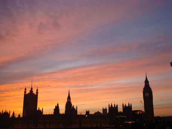 """""""COLORES Y SILUETAS"""" - Londres"""