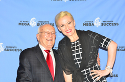 Silvija Popovic with George Ross at 2017 Mega Success