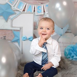 Sebastian's 1st Birthday