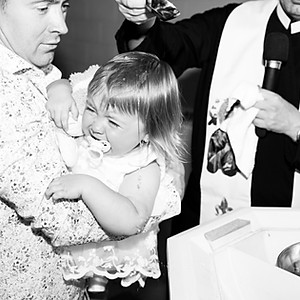 Milena's Baptism