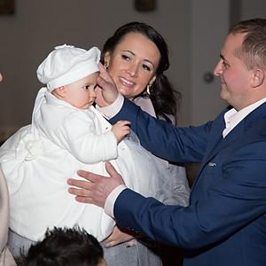 Vanessa's Baptism