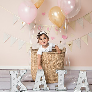 Kaia's 1st Birthday