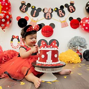 Kiara's 1st Birthday