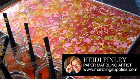 Turkish Marbling - An Introduction